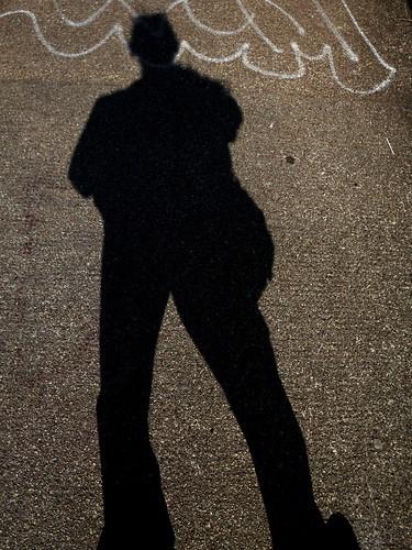 A shadow of one self (M8 Bridge)