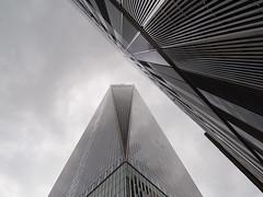 Phoenix rising : One world trade center (Sauravrt) Tags: nyc newyork skyscraper manhattan worldtradecenter wtc 2014