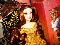 Designer Disney Fairytale Belle doll (vampirena13) Tags: beauty fairytale doll princess designer couples disney belle beast