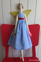 Costureira (Crafts by Sandra Kecek) Tags: bonecas dolls decorao tildas