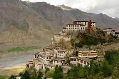 Ki monastery (pranav_seth) Tags: india monastery himachal himalayas ki spiti himachalpradesh budhism kye incredibleindia kimonastery