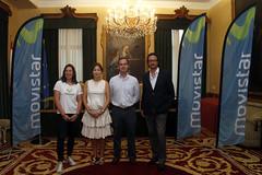 Presentación  Ayuntamiento de  Gijón Clinics Moviestar F07