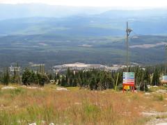 Looking back towards the village (jamica1) Tags: white mountain canada ski big bc okanagan columbia resort british