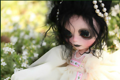 Blythe A Day ~ September 2014 ~ Day 17:  PEARLS