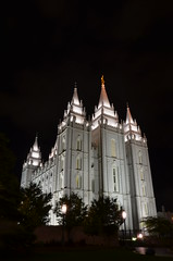 Salt Lake Temple (Ka!zen) Tags: usa utah saltlakecity mormon saltlaketemple