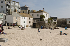 Cornwall 2014 (newpeter) Tags: sea beach coast sand cornwall walk edenproject churches cliffs coastal landsend falmouth stives polperro looe penzance godrevy porthcurno minacktheatre hayle mountsbay stleven stbunyan