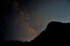 the Milky Way (pranav_seth) Tags: mountains stars space cosmos himachal himalayas spiti himachalpradesh milkyway