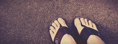 Only 18 Weeks Until Christmas, You Say? (Kenneth Wesley Earley) Tags: summer spokane sandals flipflops reaction 99205 spokanistan oneography htconem8 spokandyland