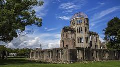 Da 21 - Cpula de la paz, Hiroshima 03 (ponzoosa) Tags: paz hiroshima ww2 nippon bomb atomic 1945 enolagay japn cpula bombaatmica