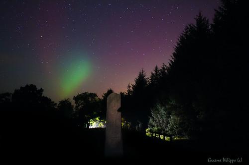 Maiden stone aurora