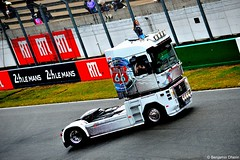 24h du Mans camions dcors (Benjamin.Dherin) Tags: show road race truck 66 renault route camion mans tuning circuit magnum 24h dcor