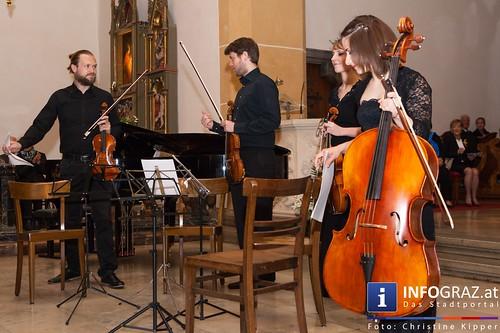 Traditionelles Benefizkonzert in der Franziskanerkirche