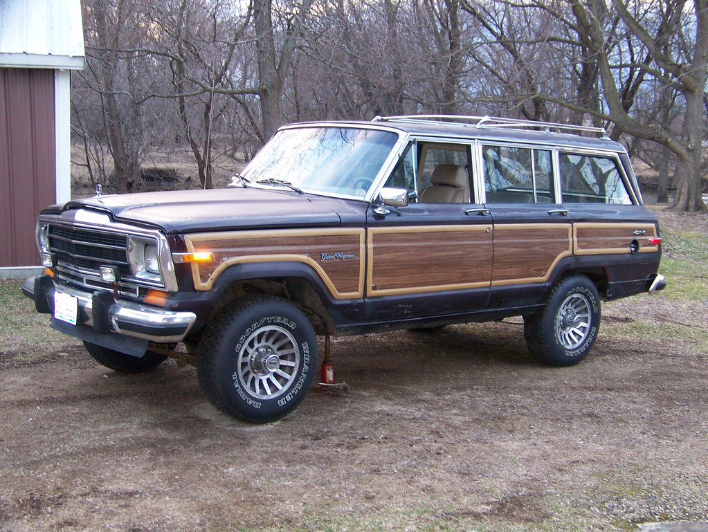 2017 Grand Wagoneer Woody >> The World's Best Photos of classic and wagoneer - Flickr Hive Mind