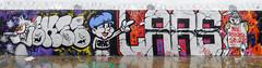 Ekee - Lars (Ruepestre) Tags: ekee lars ckt art streetart street graffiti graffitis graffitifrance graffitiparis paris urbain urbanexploration urban france rue walls wall