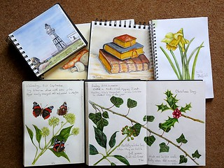 Sketchbooks 67/365