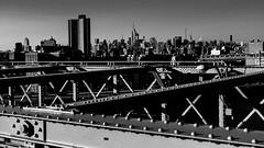 NYC (stephane_p) Tags: brooklynbridge nyc newyork pentax blackandwhite blackwhite bw monochrome nb noirblanc noiretblanc sigma1835 biancoenero