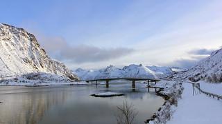 many bridges to cross ...