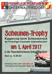Flyer Scheunen-Trophy 2017