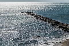 Playa en Perell (Jose Antonio Abad) Tags: sea espaa naturaleza beach nature mar spain playa paisaje lanscape catalua tarragona pblica perell josantonioabad