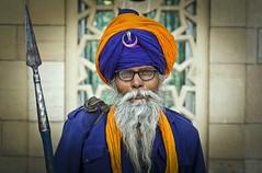 Sikh warrior (PawelBienkowski) Tags: sikh punjabi indiaman sikhholyman