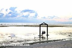Villa Ombak Sunset_5 (Carrie Kellenberger I globetrotterI) Tags: love beach indonesia island islands romance beaches romantic lombok gilitrawangan giliislands romanticsunset remoteislands indonesianbeaches