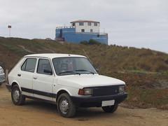 Seat Fura 1100 GL 1985 (RL GNZLZ) Tags: fiat 127 1100 gl carspotting seat127 furagl seat1100