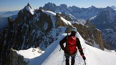 Traverse A.Midi-Aiguille du Plan (6) (mariosbm) Tags: chamonix aiguilleduplan traverseaiguilledumidiaiguilleduplan traverseaiguilledumidi