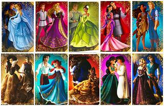 Disney Designer Fairytale Artwork