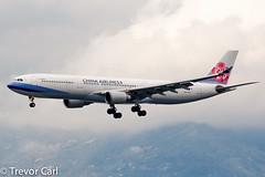 China Airlines | B-18357 | Airbus A330-302 | HKG (Trevor Carl) Tags: plane airplane photo aircraft aviation transport airbus chinaairlines hkg avgeeks hongkonginternationalairport vhhh a330302 alltypesoftransport b18357