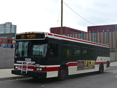 Toronto Transit Commission 7928 (YT | transport photography) Tags: toronto bus ttc 7 transit orion commission vii