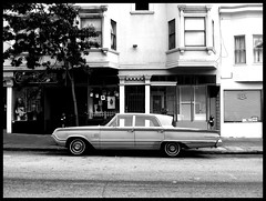 haight (eb78) Tags: sf sanfrancisco california ca blackandwhite bw monochrome grayscale lowerhaight greyscale iphone iphoneography
