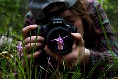 Nikon1 J1 (TopGunRMNP) Tags: portrait mountain flower macro closeup 1 nikon rocky sigma j1 d800 70mm nikon1 1030mm