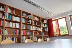 Bibliothek und Gruppenraum