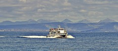 IMG_7828 (padraig thornton) Tags: blue seascape mountains canon landscape see boat warter