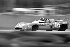 Matra 660-01, Le Mans Classic 2014 (Thibault Gaulain) Tags: france classic rain night nikon pluie racing mans le 01 nuit lemans v8 v10 660 v6 v12 2014 nikond3200 matra d3200 lemansclassic2014