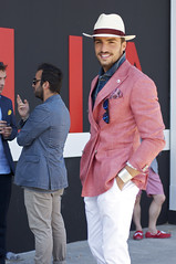 Photo (hellomaninpink) Tags: man style uomo trends pitti 86 maninpink