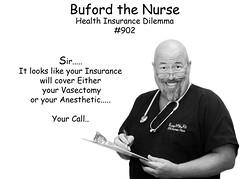 Smile 6  Health Insurance (cptesco) Tags: heath nurse insurance buford vasectomy anesthesia