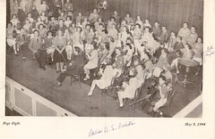 """Lake View HS Orchestra 5-9-1944 • <a style=""""font-size:0.8em;"""" href=""""http://www.flickr.com/photos/42153737@N06/14574531215/"""" target=""""_blank"""">View on Flickr</a>"""
