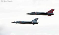 Dernier vol Mirage F1 CR (G. Regisser Photographie) Tags: canon air meeting f1 nancy 7d mirage ba 80 ans cr avion 133 arme dassault ochey