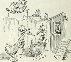 "Image from page 131 of ""Caricature; wit and humor of a nation in picture, song and story"" (1911)"