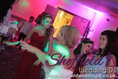 Andrew & Lauren McCambridge - Hellaby Hall -  Wedding Photos by Sheffield Wedding DJ 093