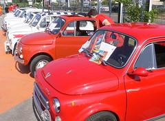 FIAT 500.....historic Italian car (Luigi Strano) Tags: auto italy cars europa europe italia fiat verona fiat500 automobili veneto sanbonifacio autostoriche historicalcars