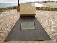 "Torre de La Mata Plaque, Costa Blanca, Spain • <a style=""font-size:0.8em;"" href=""http://www.flickr.com/photos/9840291@N03/14705899885/"" target=""_blank"">View on Flickr</a>"