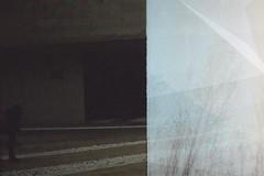 """""""Le scie magiche"""" (La T / Tiziana Nanni) Tags: film 35mm luca analogue 12 due doppiaesposizione analogic pellicola analogico scannedfilm indefinito konikapop iamyou doppiaexpo tizianananni pagestizianananniphotography150081321701949 pagestizia"""