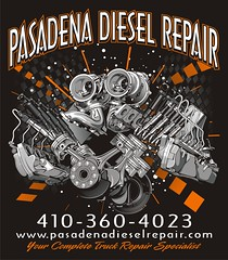 "Pasadena Diesel Repair - Pasadena, MD • <a style=""font-size:0.8em;"" href=""http://www.flickr.com/photos/39998102@N07/14740042194/"" target=""_blank"">View on Flickr</a>"