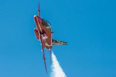 Red Arrows (agataurbaniak) Tags: show uk sea plane airplane sussex nikon unitedkingdom aircraft air 300mm airshow eastbourne nikkor redarrows beachyhead 2014 airbourne d600 tc17eii 300mm28 tc17e nikond600 nikkor300mm28 agataurbaniak