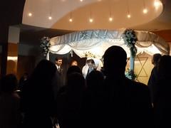 Queli and Lucas's wedding ceremony