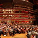 Panoramic photo of the crowd at Burt Bacharach