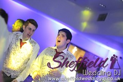 Andrew & Lauren McCambridge - Hellaby Hall -  Wedding Photos by Sheffield Wedding DJ 097