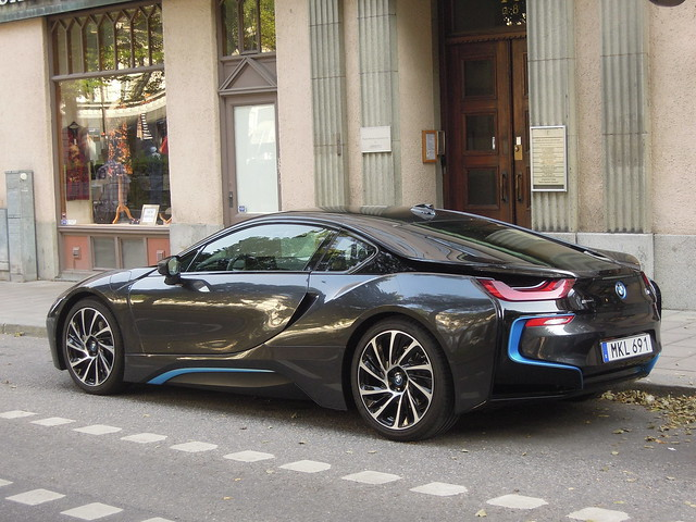 bmw i8 worldcars
